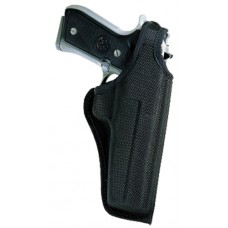 Bianchi 17729 7001 Thumb Snap  Colt Government/Mustang 380 Accumold Trilaminate Black