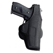Bianchi 18800 Paddle Holster 7500 10A Black Accumold Trilaminate