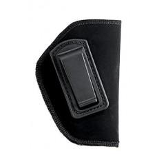 "Blackhawk 73IP06BKR Inside The Pants Clip Holster RH 3.75-4.5"" Barrel Large Auto Soft Suede/Laminated/Nylon Black"