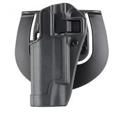 Blackhawk 413500BKL Serpa Sportster LH Glock 17/22/31 Polymer Gray