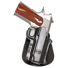 Fobus RU97RP Roto Paddle Holster  Ruger 90/93/94/95/97 9mm/40Cal/45ACP Plastic Black