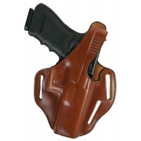Bianchi 24112 77 Piranha  Glock 26 Leather Tan