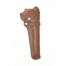 "Hunter Company 1180 6"" BBL Tan Leather"