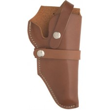 "Hunter Company 1190 Fits 3"" Barrel and 3"" Cylinder Brown Leather"