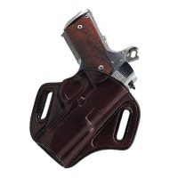 """Galco CON250H Concealable Auto 250H Fits up to 1.50"""" Belts Havana Brown Leather"""