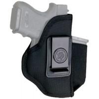 Desantis Gunhide N87BJ96Z0 Pro Stealth Black Holds 1 Extra Magazine Beretta Tomcat 3032 Nylon