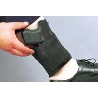 Desantis Gunhide 062BAV5Z0 Apache RH Ankle Ruger LC9 Elastic Black
