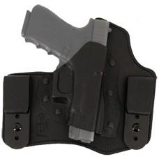 Desantis Gunhide 105KAR7Z0 Intruder RH Ruger LCP 380 Leather Black