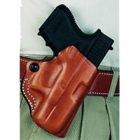 Desantis Gunhide 019BAB6Z0 Mini Scabbard Glock 17/19/23/32/36 Leather Black