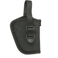 Blackhawk 73NH09BKL Hip Holster Left Hand Size 9 Black Nylon