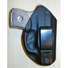 Flashbang 9270LC9MAX10 RH Betty IWB Hlst Ruger LC9/LC380 w/Laser Thermoplastic Black