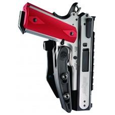 Hogue 00500 PowerSpeed Universal Holster Semi-Auto Handgun Polymer Black