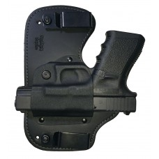 Flashbang 9320SHIELD10 Right Hand  Black Leather/Thermoplastic