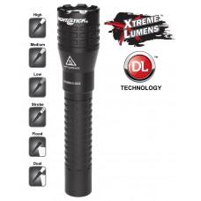 Nightstick NSP9842XL Tactical Dual Light 650/250/150/200/400 Lumens CR123A Lithium (2) Black