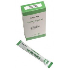 "AmeriGlo 612HG100F 6"" 12 Hour Green Light Stick 100/Pack"