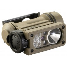 Streamlight 14514 Sidewinder Compact II 55 Lumens CR123A Lithium (2) Green
