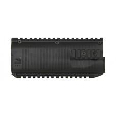 Mako BM4 Benelli M4 Polymer Quad Rail Polymer Black