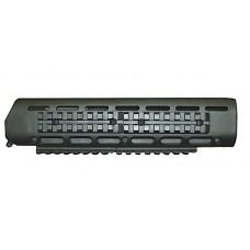 Phoenix Technology STR12B Tri-Rail Saiga 12/20 ga Shotgun Forend Glass Filled Nylon Black