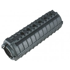 Mission First Tactical M33 2 Sided Rail Handguard AR15/M16 Polymer Black