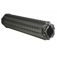 Mission First Tactical M44L 4-Sided Handguard Rail AR15/M16 Polymer Black