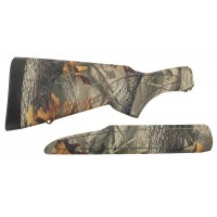 Rem19530 870 Shotgun Stock/Forend Syn RT Hardwoods Green HD