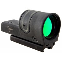 Trijicon 800042 Reflex 1x 42mm Obj Unlimited Eye Relief 6.5 MOA Black