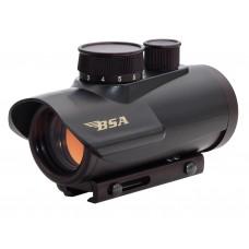 BSA RD30 RD30 1x 30mm Obj Unlimited Eye Relief 5 MOA Black