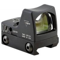Trijicon 700040 RMR 1x 22x16mm Obj Unlimited Eye Relief 3.25 MOA Black