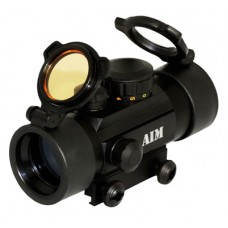 Aim Sports RTD130 Reflex 1x 30mm Obj Unlimited Eye Relief 3 MOA Black