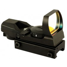 Aim Sports RT401 Reflex 1x 24x34mm Obj Unlimited Eye Relief 3 MOA Black