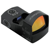 Burris 300236 FastFire 1x 21x15mm Obj Unlimited Eye Relief 8 MOA Picatinny Mount Black Matte