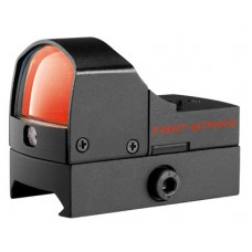 Bushnell 730005 Trophy 1x Unlimited Eye Relief 5 MOA Black