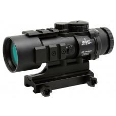 "Burris 300210 AR-536 5x 36mm Obj 2.5-3.5"" Eye Relief Ballistic CQ Black Matte"