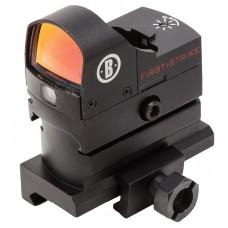 Bushnell AR730005 AR Optics 1x Unlimited Eye Relief 5 MOA Black Matte