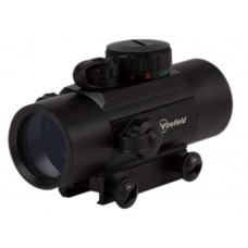 Firefield FF26008 Agility 1x 30mm Obj Unlimited Eye Relief Multi-Reticle Black Matte