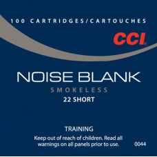 CCI 0044 Blank Paper Blank 22 Short 100Box/50Case