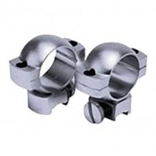 "Simmons 49166 Weaver Ring Set 1"" Dia Medium Silver"