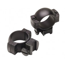 Simmons 49175 Weaver Ring Set 30mm Dia High Black Matte