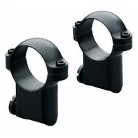 Leupold 51042 Ruger Ring Set 30mm Dia High Black Matte