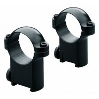 Leupold 51722 Sako Ring Set 30mm Dia Super High Black Matte