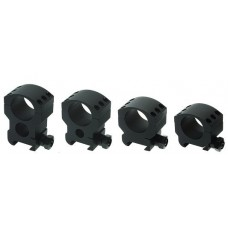 "Burris 420162 XTR Rings 0.5"" Medium 30mm Diameter 1 Pair Matte Blk"