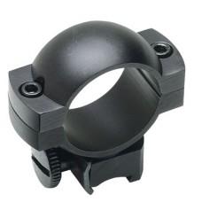 Redfield Mounts 47323 22 Cal Weaver Style 30mm Dia Medium Black Matte
