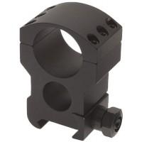 Burris 420167 XTR Ring Set 30mm Dia Extra High Black