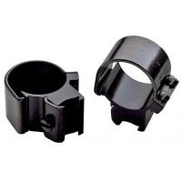 "Weaver Mounts 49515 Pro View Weaver Style 3/8"" N/A 1"" Diameter Gloss Black"
