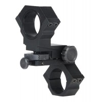 LG 300003 30mm Scope Ring Mount Kit Black