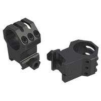 Weaver Mounts 99694 Tactical 30mm Dia High Matte Black