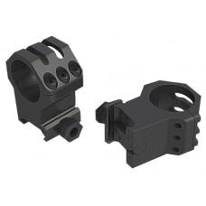 Weaver Mounts 99694 Tactical 30mm Dia High Matte Black