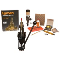 Lyman 7810281 Crusher Master Reloading Press Cast Iron