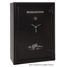 "Winchester Safes BD5942367E Big Daddy Gun Safe 60"" H x 42"" W x 25""  D (Exterior) Electronic Lock Black"