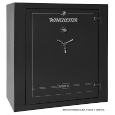 "Winchester Safes R5955547E Ranger 54 Gun Safe 59"" H x 55"" W x 29"" D (Exterior) Electronic Lock Black"